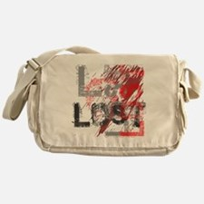 Lost TV Lost and Terrified Messenger Bag