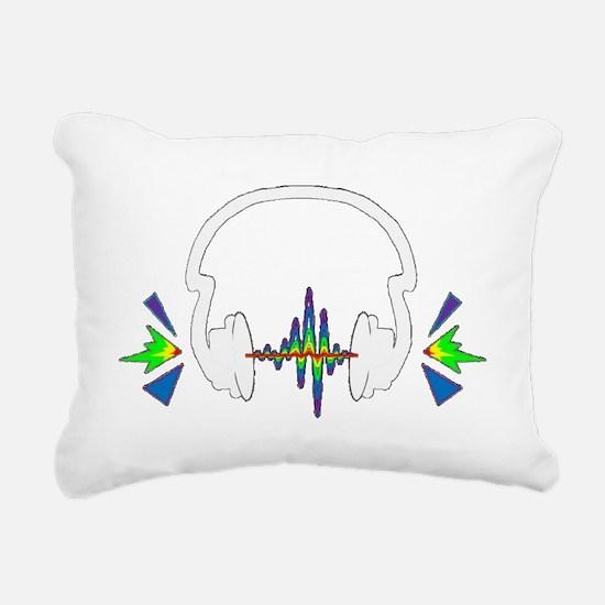 tplogo Rectangular Canvas Pillow