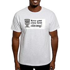 Pimp Ash Grey T-Shirt