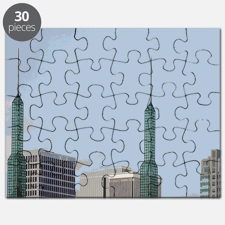 Symbolic Of Eastside Puzzle