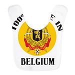 100% Made In Belgium Bib