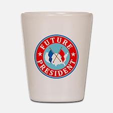 Future-President_Flattended Shot Glass