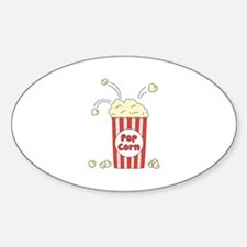 Pop Corn Decal