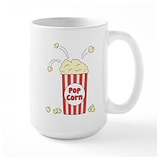 Pop Corn Mugs