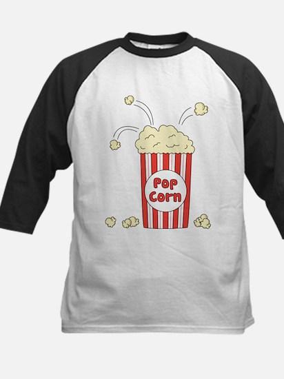 Pop Corn Baseball Jersey