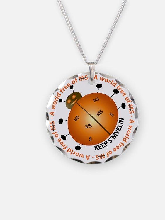 10x10_MSsmile2 Necklace