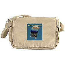 Cool Gliding Messenger Bag