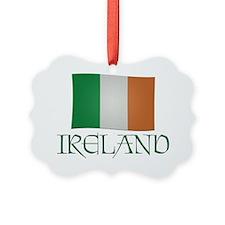 Irish-flag-Ireland Ornament