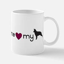 Love My German Shepherd Mug