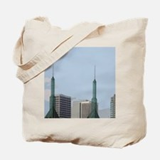 Symbolic Of Eastside Tote Bag