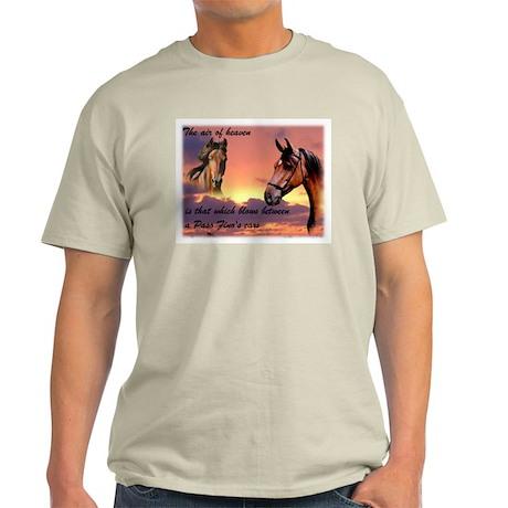Heaven Ash Grey T-Shirt