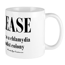 chlamydia_red Mug