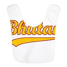 Retro Bhutan Bib