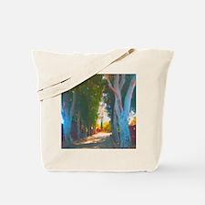 Eucalyptus Drive Tote Bag
