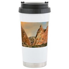 Valley of Fire at Twilight Mous Travel Mug