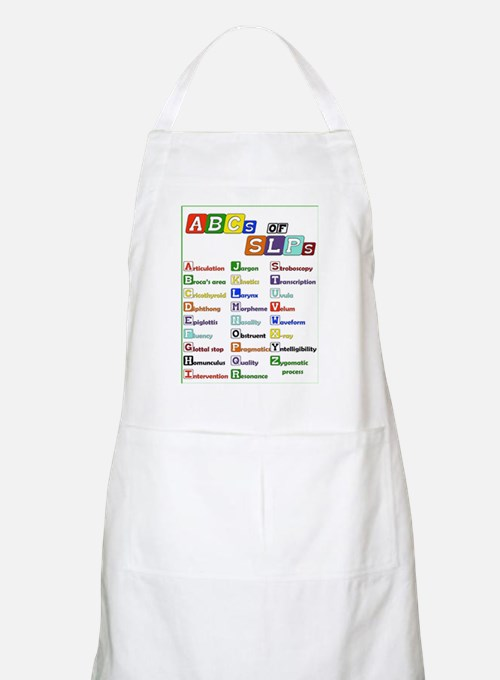 abcs of slps Apron