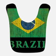 Vintage Brazil Bib