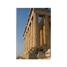 parthenon_vertical_print Rectangle Magnet