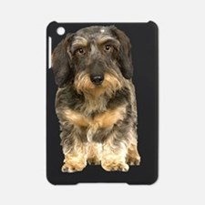 Wirehaired doxie iPad Mini Case