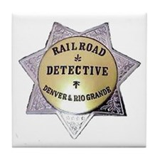 DRG_RailDetective Tile Coaster