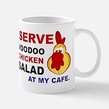 Cafe World (Voodoo Chicken Salad) Mug
