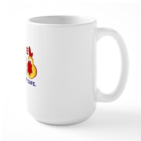 Cafe World (Voodoo Chicken Salad) Large Mug