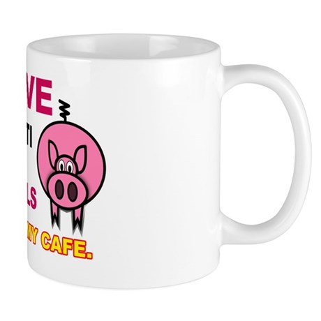 Cafe World (Spaghetti and Meatballs) Mug