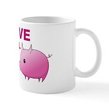 Cafe World (Seasonal Ham) Mug