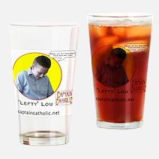 Lefty Lou - Character Spotlight - w Drinking Glass