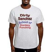 2-Dirty Sanchez transparent T-Shirt