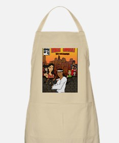 3-Front Cover Apron