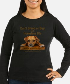 dont_breed_or_buy T-Shirt