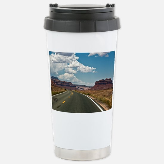 MoVal32SM Stainless Steel Travel Mug