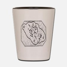 breastplate of moses2 Shot Glass