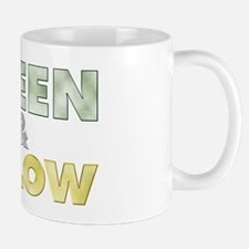 green_yellow_bling Mug