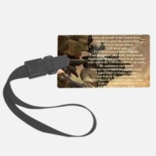 creed2321 Luggage Tag