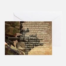 creed2321 Greeting Card