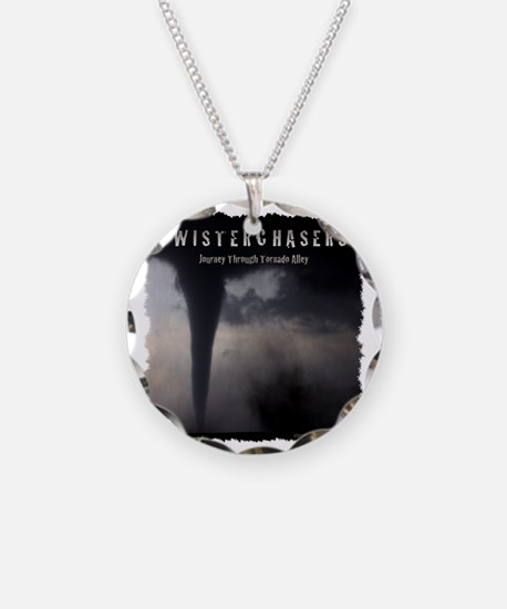 TwisterChasers T Shirt Necklace