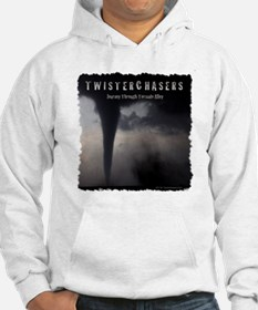 TwisterChasers T Shirt Hoodie