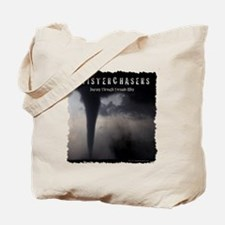 TwisterChasers T Shirt Tote Bag