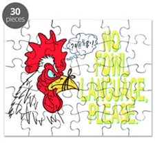 Fowl Language for darks Puzzle