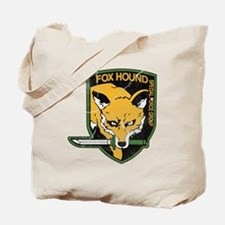 mgs_foxhound_final Tote Bag