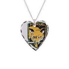 mgs_foxhound_final Necklace