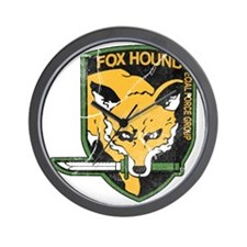 mgs_foxhound_final Wall Clock