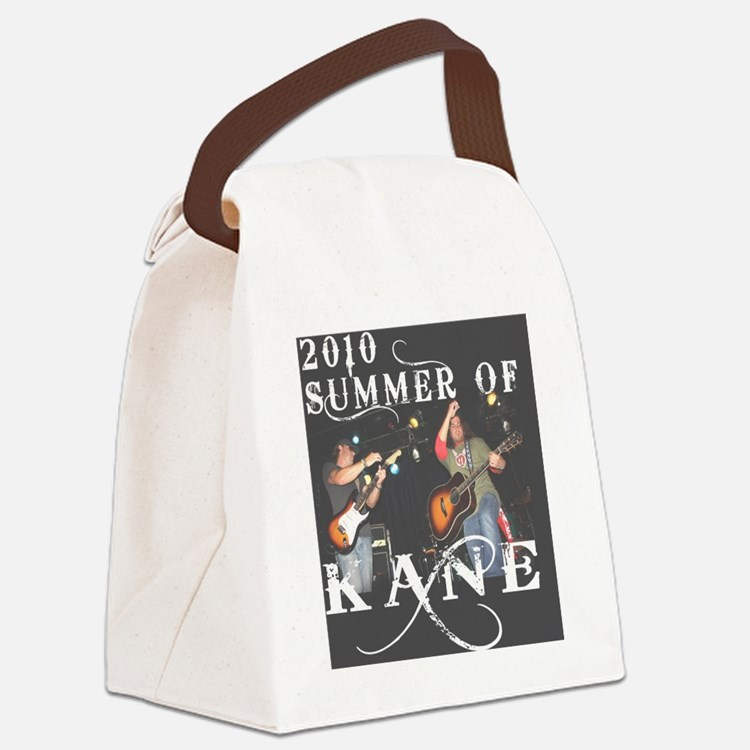 KANE1 Canvas Lunch Bag