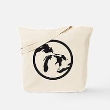 greatlakessticker Tote Bag