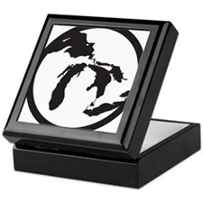 greatlakessticker Keepsake Box