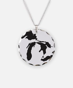 greatlakessticker Necklace