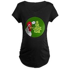 Fowl Language Button T-Shirt