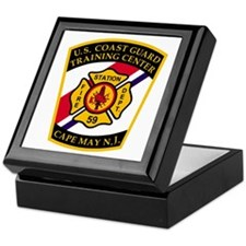 Fire Station 59<BR> Tile Insignia Box